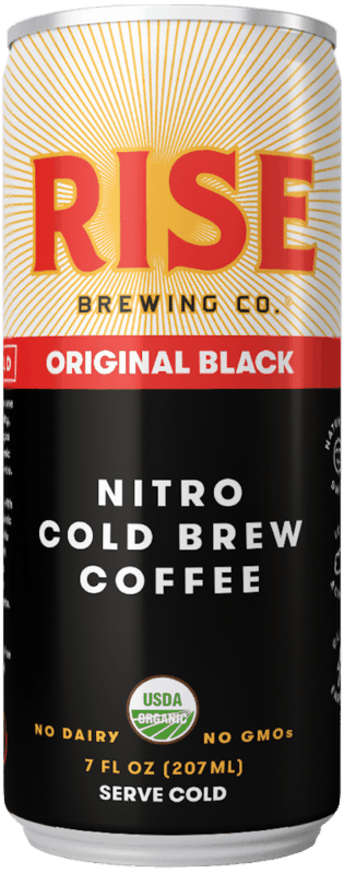 $0.50 for RISE Brewing Co. Nitro Cold Brew Coffee (expiring on Thursday, 01/02/2020). Offer available at ShopRite, Albertsons, Foodtown.