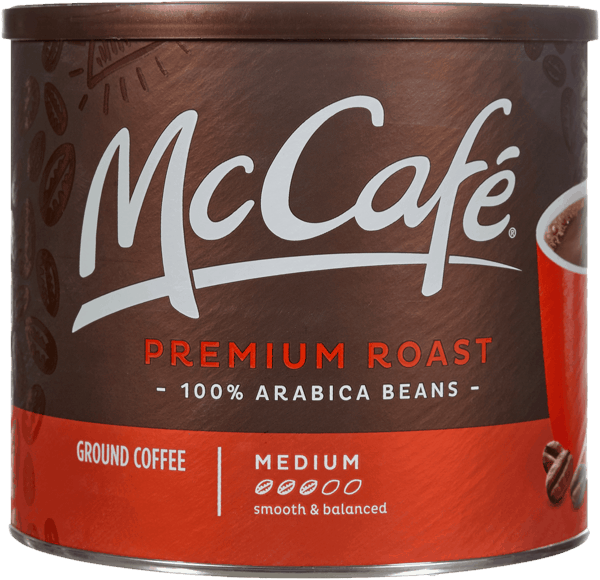 $2.00 for McCafe® Premium Roast Ground Coffee. Offer available at Walmart.com.