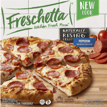 $0.75 for Freschetta® Pizza (expiring on Friday, 09/28/2018). Offer available at multiple stores.