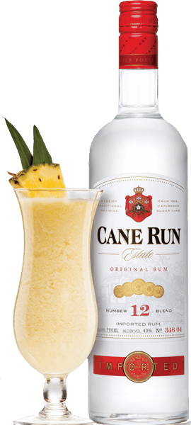 $4.00 for CANE RUN RUM. Offer available at Any Restaurant, Any Bar.