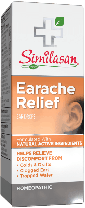 $0.50 for Similasan Earache Relief (expiring on Thursday, 07/02/2020). Offer available at multiple stores.