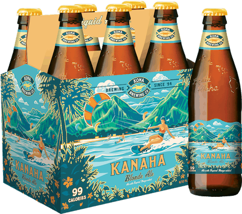 $1.00 for Kona Brewing Co.® (expiring on Thursday, 03/01/2018). Offer available at multiple stores.