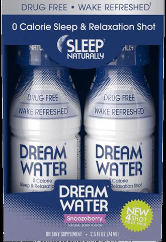 $1.00 for Dream Water Sleep Aid  - Liquid Melatonin (expiring on Thursday, 03/09/2017). Offer available at multiple stores.