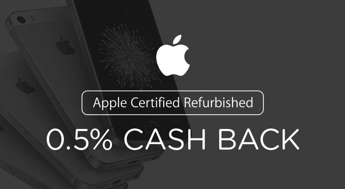 $0.00 for Apple Certified Refurbished (expiring on Monday, 03/31/2025). Offer available at Apple Certified Refurbished powered by Apple Store.