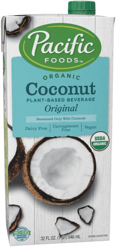 $1.00 for Pacific Foods™ Coconut Plant-Based Beverage (expiring on Tuesday, 02/11/2020). Offer available at multiple stores.