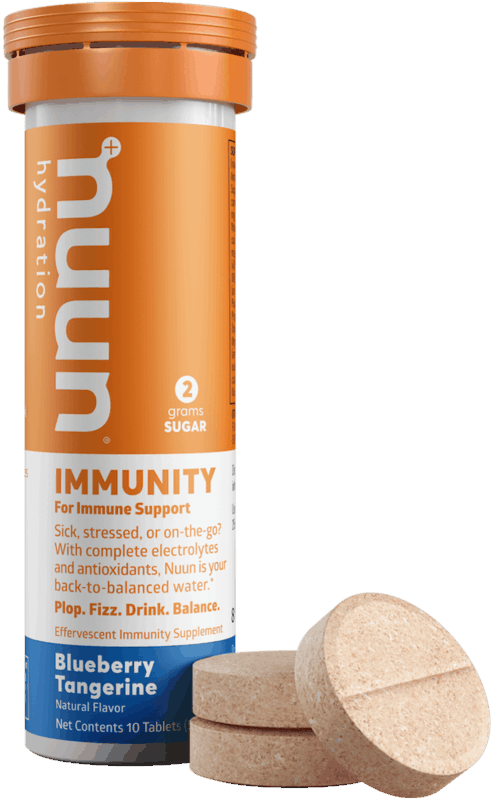 $1.00 for Nuun Immunity (expiring on Wednesday, 09/30/2020). Offer available at Walmart, Walmart Grocery.