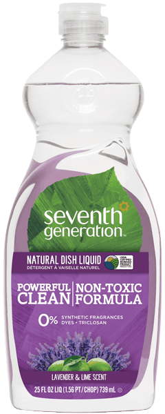 $1.50 for Seventh Generation™ Dish Soap (expiring on Sunday, 03/05/2017). Offer available at multiple stores.
