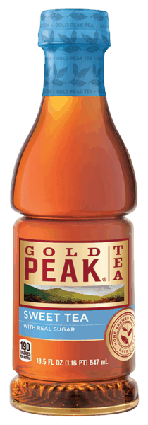 $0.50 for Gold Peak® Tea (expiring on Monday, 04/02/2018). Offer available at multiple stores.