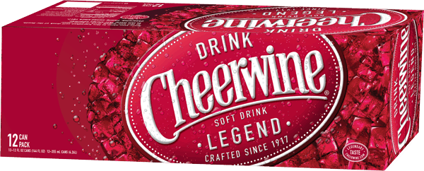 $1.00 for Cheerwine (expiring on Sunday, 04/02/2017). Offer available at Kroger.