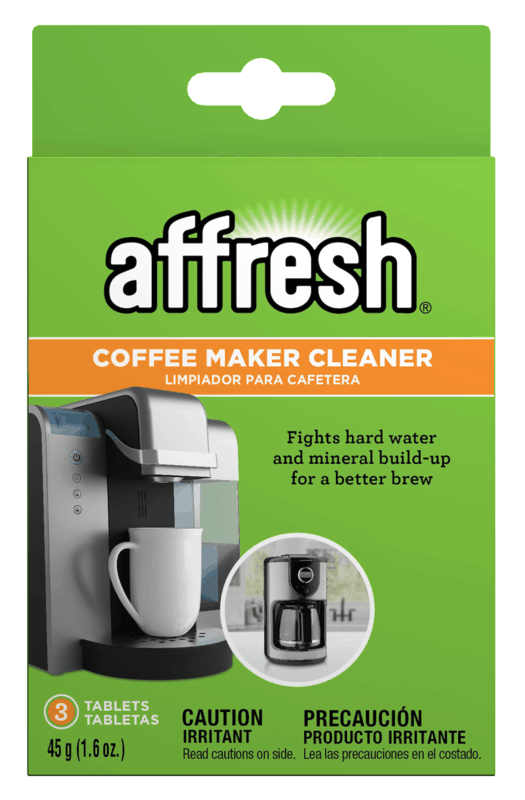 $1.00 for affresh® Coffeemaker Cleaner (expiring on Thursday, 03/05/2020). Offer available at Walmart, MARTIN'S.