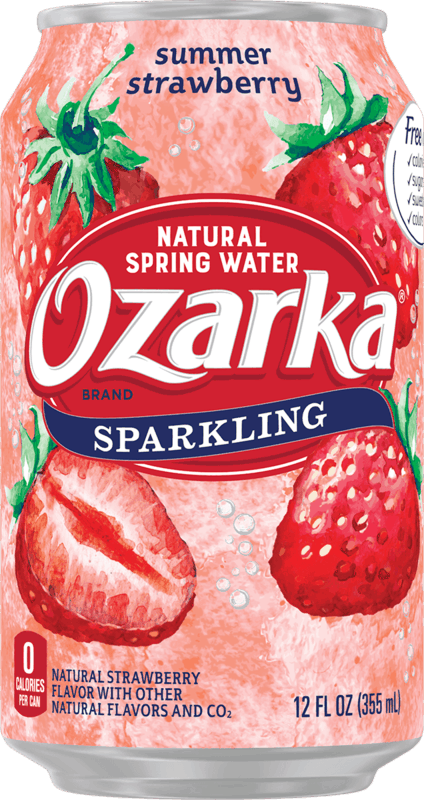 $1.00 for Ozarka® Brand Sparkling Natural Spring Water (expiring on Wednesday, 09/30/2020). Offer available at Target.