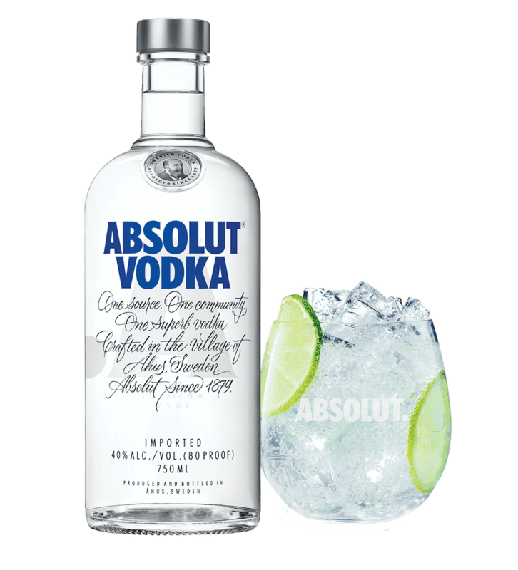 $6.00 for Absolut Vodka. Offer available at Any Restaurant, Any Bar.
