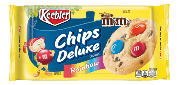 $0.50 for Keebler® Chips Deluxe Cookies (expiring on Tuesday, 10/02/2018). Offer available at Walmart.