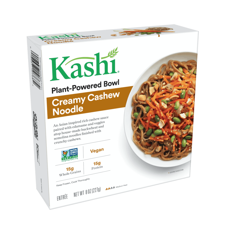 $0.75 for Kashi Frozen Plant-Powered Bowls (expiring on Friday, 04/30/2021). Offer available at Walmart, Walmart Grocery.