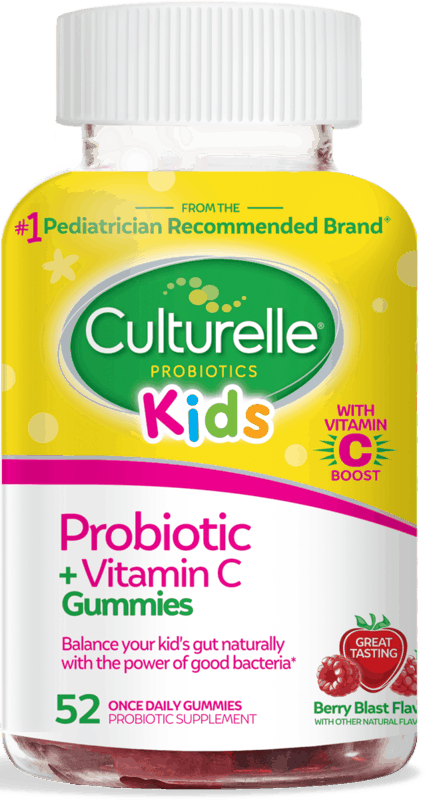 $3.00 for Culturelle Kids Probiotic + Vitamin C Gummies (expiring on Thursday, 12/31/2020). Offer available at Walmart, Walmart Grocery.