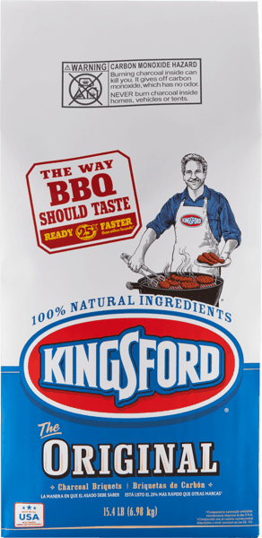 $1.00 for Kingsford® Charcoal and BBQ Sauces (expiring on Monday, 07/30/2018). Offer available at Walmart.
