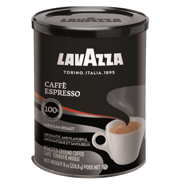 $1.50 for Lavazza Caffe Espresso Ground Coffee (expiring on Friday, 11/01/2019). Offer available at multiple stores.