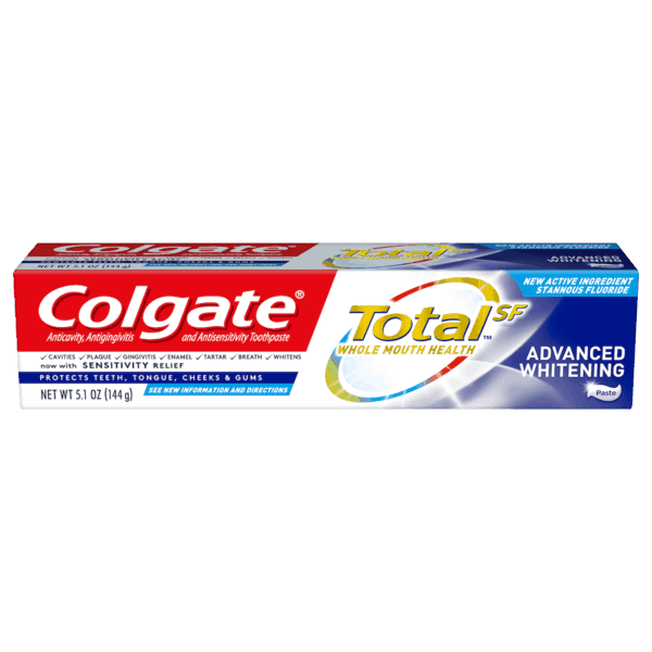 $1.00 for Colgate Total SF Advanced Toothpaste (expiring on Monday, 11/25/2019). Offer available at Walmart.
