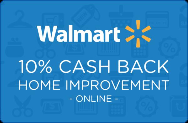 $0.00 for Walmart.com Home Improvement (expiring on Thursday, 05/03/2018). Offer available at Walmart.com.
