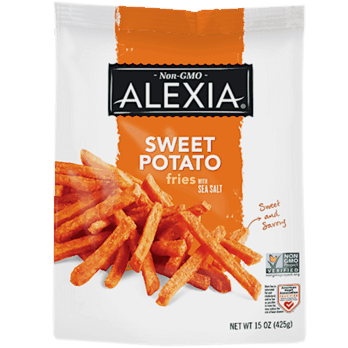 $0.50 for Alexia® Potatoes (expiring on Saturday, 12/01/2018). Offer available at multiple stores.