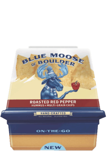 $1.00 for Blue Moose of Boulder® On The Go Hummus Multipack. Offer available at Sam's Club.