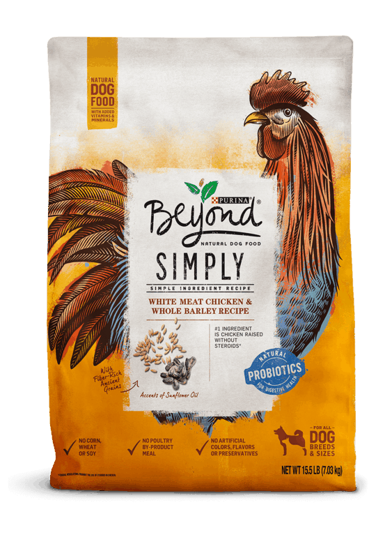 $4.00 for Purina Beyond Dry Dog Food (expiring on Monday, 01/31/2022). Offer available at multiple stores.