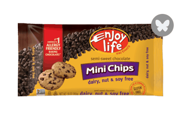 $1.00 for Enjoy Life Products. Offer available at CVS Pharmacy.
