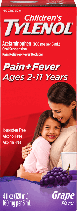 $1.50 for Children and Infants Tylenol. Offer available at Walmart, Walmart Pickup & Delivery.
