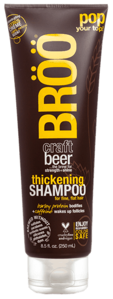 $2.00 for BRÖÖ® Craft Beer Hair Care Products (expiring on Wednesday, 01/02/2019). Offer available at multiple stores.