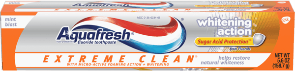 $1.00 for Aquafresh® Toothpaste (expiring on Saturday, 06/02/2018). Offer available at multiple stores.