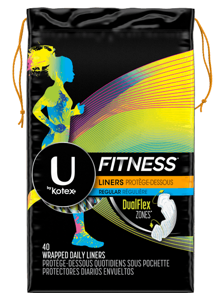 $1.50 for U by Kotex® Fitness* (expiring on Sunday, 06/25/2017). Offer available at Walmart.