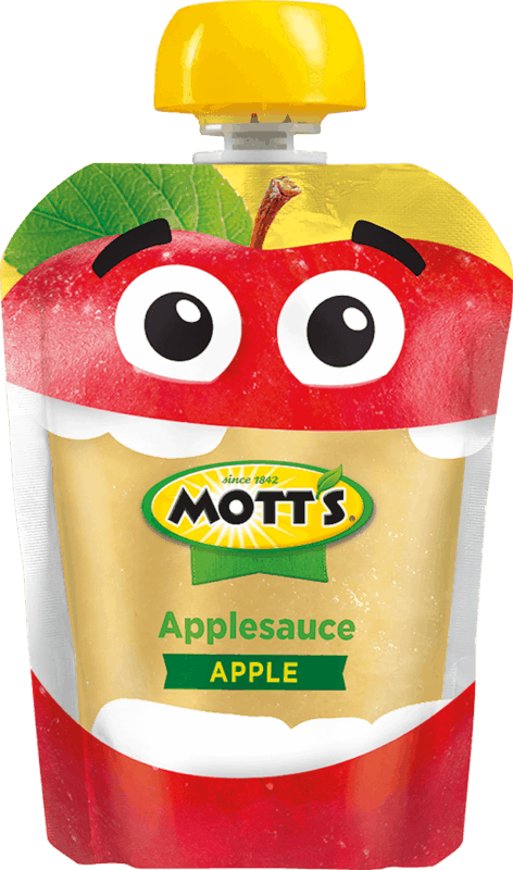 $0.50 for Mott's® Applesauce Pouches (expiring on Tuesday, 10/01/2019). Offer available at multiple stores.