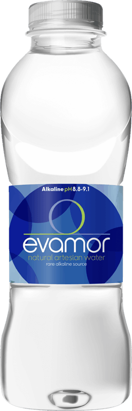 $0.50 for evamor Water (expiring on Monday, 01/31/2022). Offer available at multiple stores.