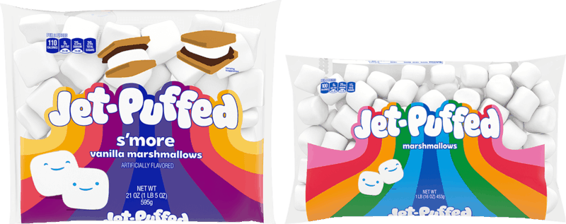 $1.00 for Jet-Puffed Marshmallows (expiring on Sunday, 08/15/2021). Offer available at multiple stores.