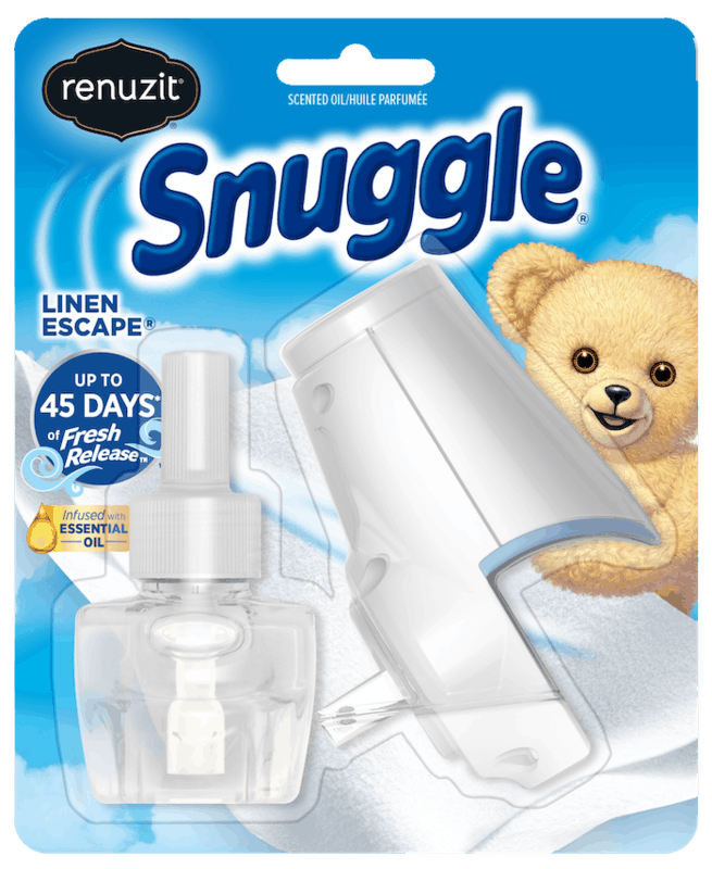 $2.00 for Renuzit Snuggle Oil Starter Kit (expiring on Friday, 05/01/2020). Offer available at Walmart, Walmart Grocery.