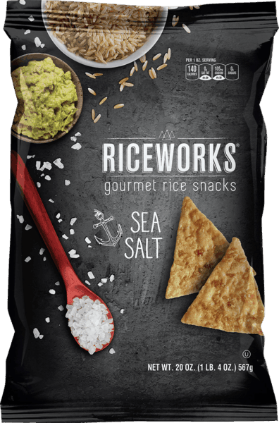 $2.00 for RICEWORKS® Gourmet Rice Snacks (expiring on Thursday, 03/08/2018). Offer available at multiple stores.