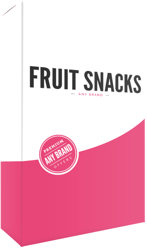 $0.25 for Fruit Snacks - Any Brand. Offer available at Walmart.
