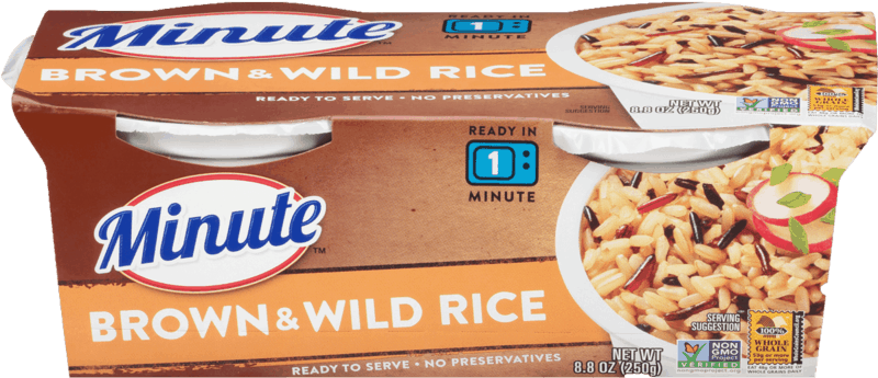 $0.50 for Minute Ready to Serve Rice (expiring on Thursday, 02/13/2020). Offer available at Walmart.