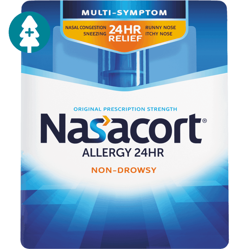 $3.00 for Nasacort (expiring on Wednesday, 04/28/2021). Offer available at multiple stores.