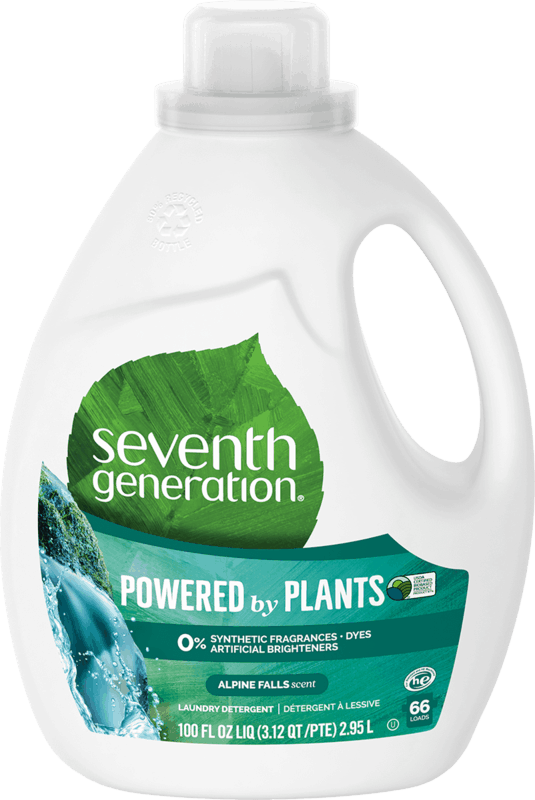 $1.00 for Seventh Generation™ Laundry Detergent and Packs (expiring on Sunday, 02/02/2020). Offer available at multiple stores.