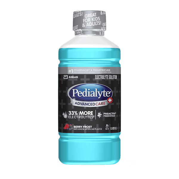 $1.00 for Pedialyte® Electrolyte Solution (expiring on Saturday, 03/02/2019). Offer available at multiple stores.