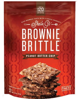$1.00 for Brownie Brittle™ Peanut Butter Chip (expiring on Monday, 04/02/2018). Offer available at multiple stores.