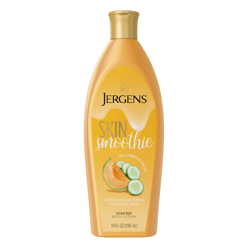 $1.00 for JERGENS Skin Smoothie Body Lotion. Offer available at Walmart, Walmart Pickup & Delivery.