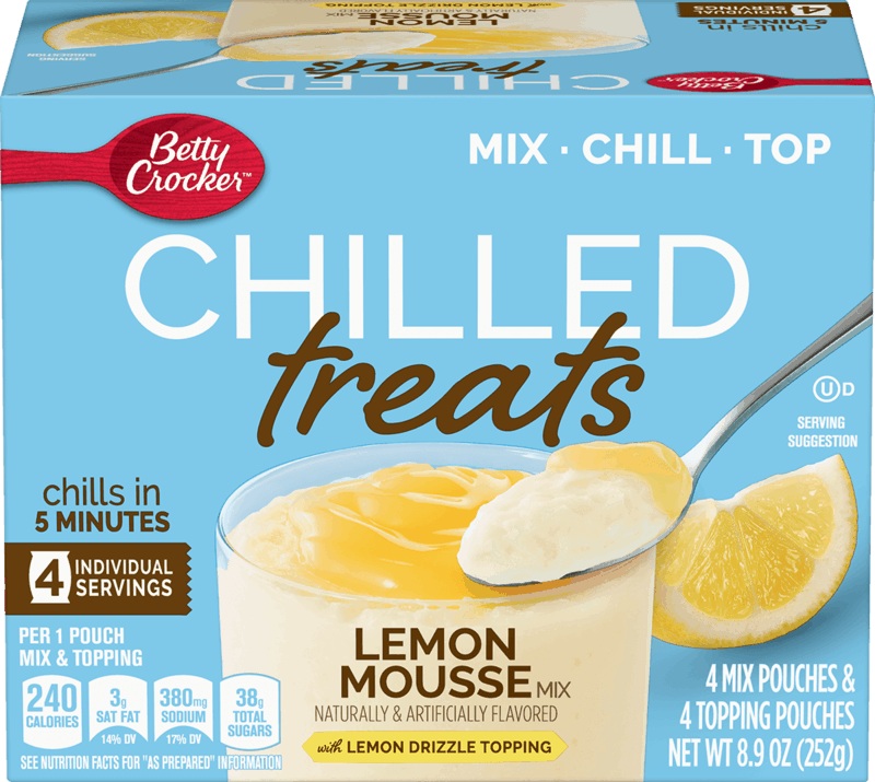 $0.75 for Betty Crocker™ Chilled Treats (expiring on Thursday, 01/02/2020). Offer available at multiple stores.