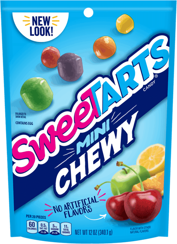 $0.75 for SweeTARTS® (expiring on Monday, 03/02/2020). Offer available at Walmart.