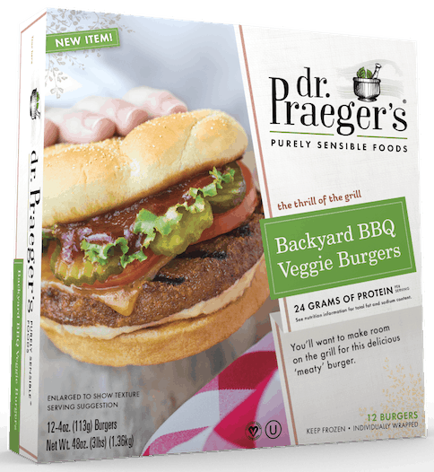 $2.00 for Dr. Praeger's® (expiring on Thursday, 04/02/2020). Offer available at Costco.