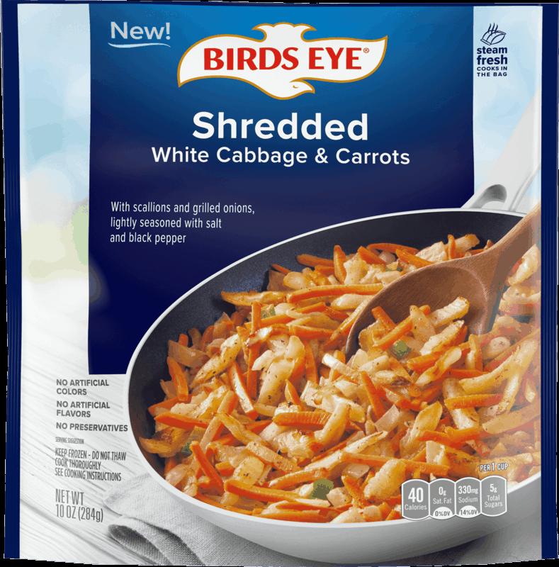 $2.00 for Bird's Eye Shredded Frozen Vegetables (expiring on Saturday, 06/20/2020). Offer available at Walmart.