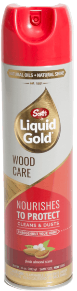 $1.00 for Scott's Liquid Gold® Wood Care. Offer available at multiple stores.