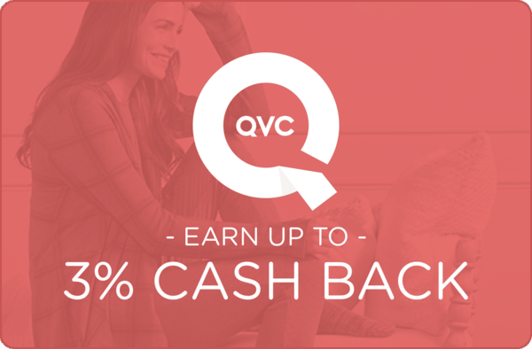 $0.00 for QVC (expiring on Friday, 08/31/2018). Offer available at QVC.