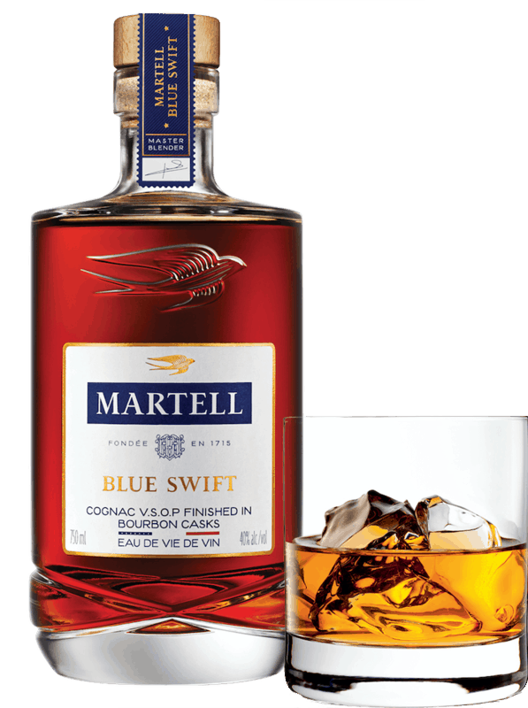 $6.00 for Martell Cognac. Offer available at Any Restaurant, Any Bar.